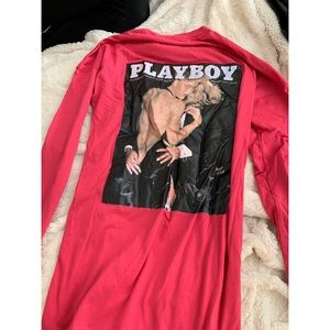 Playboy t shirt dress